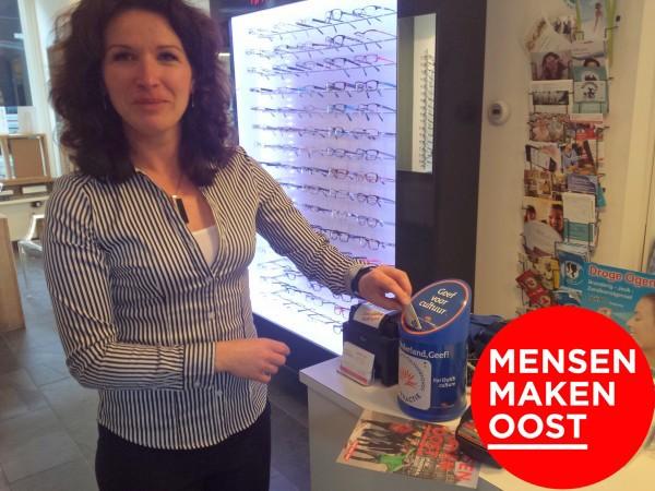 Anna's optiek_sticker